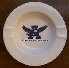 Auburn University Ashtray~Tigers~War Eagle~Vintage