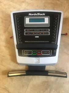 Nordic Track Treadmill T6.3 Display Console Used