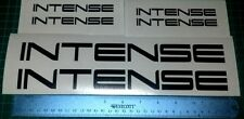 Intense Bike Decals Stickers Set 6 DH MTB TR Freeride Dirt