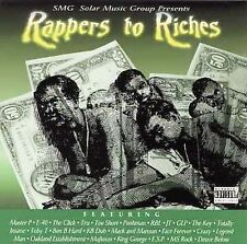 Totally Insance, Pooh Man, Too S: Rappers to Riches  Audio Cassette
