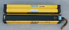 SICK FGSS300-21 and FGSE300-21 300mm LIGHT CURTAIN PAIR Machine Guarding Type 4