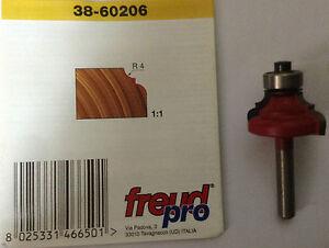 Frese Freud pro pantografo HM con cuscinetto fresatrice legno 3860206