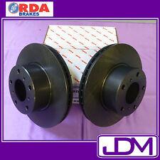 RDA Front Brake Discs Holden Commodore VN, VG, VP serI