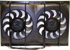 1967 - 1972 CHEVY PU DUAL ELECTRIC FAN AND SHROUD COMBINATION CCI 1226 HOTROD