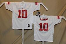 Eli Manning  NEW YORK NY GIANTS   Reebok  JERSEY  Youth XL   NwT   white   ns