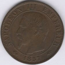 More details for 1857 a france napoleon iii 5 centimes | european coins | pennies2pounds
