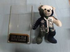 2001 All Star Game Mariner's Collectors Bear *BW-A4