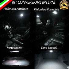 KIT LED INTERNI ALFA ROMEO BRERA KIT COMPLETO + ANTIPOZZANGHERA 6000K