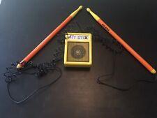 Vintage Nasta Hit Stix Drum Sticks And Amp