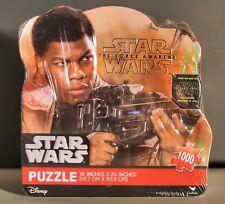 Brand New Star Wars The Force Awakens Finn - 1000 Piece Jigsaw Puzzle - Sealed