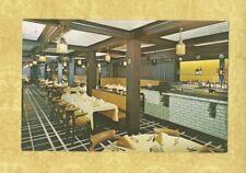 MD Bethesda 1950-60s postcard KENWOOD GOLF CLUB GRILL & TAP ROOM MARYLAND