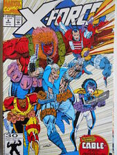 X-FORCE n°8 1992 ed. Marvel Comics [SA1]