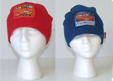 Disney Lightning Mcqueen Boys Kids Beenie Hats - New