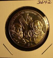 Liberia 5 Dollars 2001 Unc