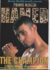 PRINCE NASEEN HAMED BOXING MONTHLY MAGAZINE NO LABEL