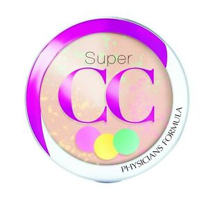 Physicians Formula Super CC+ Color-Correction + Care Powder SPF 30, Light/Medium