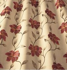 iliv  Art Deco Everglade Cherry Curtain Fabric Lounge/Dining Room etc