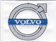 [Patch] VOLVO LOGO motor auto TRUCKS CAMION cm 8 x 6 toppa ricamo REPLICA -1064