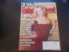 Reese Witherspoon - Entertainment Weekly Magazine 2001