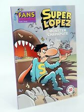 SUPER LÓPEZ SUPERLÓPEZ FANS 42. MONSTER CHAPAPOTE (Jan) B, 2003. OFRT
