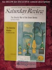Saturday Review October 18 1969 HORACE SUTTON KATHARINE KUH FRANK G. JENNINGS