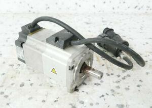 REXROTH MSM031B-0300-NN-M0-CH1 (0.2kW 200Hz 91V 1.6A) SERVOMOTOR.