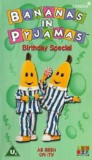 BANANAS IN PYJAMAS- VHS VIDEO  - BIRTHDAY SPECIAL-BRAND NEW SEALED