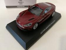 Kyosho 1/64 - Aston Martin Vanquish Dark Red