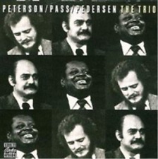 Oscar Peterson-The Trio (US IMPORT) CD NEW