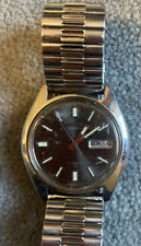 Vintage Seiko Automatic 17 Jewels 7009-8049 Mens Wristwatch