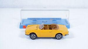 1:43--POLITOYS--8555..Fiat 124 Sport  / 3 A 566
