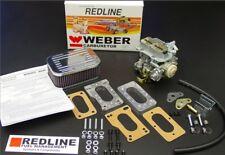 NEW Authentic Weber Mazda B2000 79-87 Carburetor Kit 32/36 DFEV Electric Choke