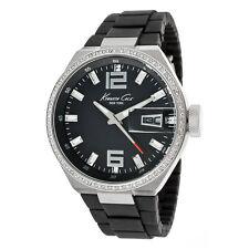 Kenneth Cole KC4812 Women Black Crystal Watch
