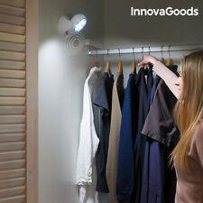 InnovaGoods LED Lampe mit Bewegungssensor