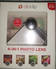 New OEM Olloclip 4-in-1 Lens for iPhone 5 5S Color Red