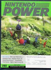 2012 Nintendo Power Magazine Volume #280 July Featuring Wii U Preview High Grade