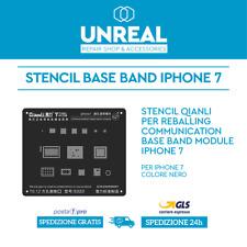 Qianli stencil per reballing Communication Base Band module per iPhone 7