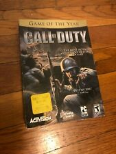 Call of Duty: Game of the Year Edition (PC, 2004)