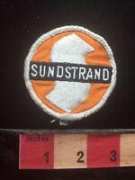 Vintage SUNDSTRAND Advertising Patch ~ 73C9