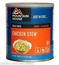 1 -  Can  - Chicken Stew  -  Mountain House Freeze Dried Emergency Food Supply