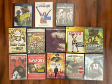 New DVD & Blue-Ray Lot
