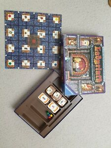 Vintage Ravensburger Labyrinth The Moving Maze Game Board Game 1992