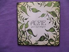 Alfie - Your Own Religion. Promo CD Single