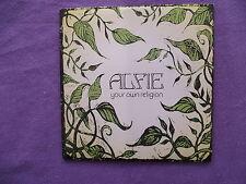 Alfie - Your Own Religion. Promo CD Single