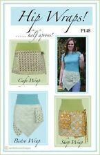 HIP WRAPS!...half aprons!~Vanilla House Designs Sewing Pattern
