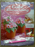 CAKE DECORATING MAGAZINE ISSUE 18 - WITH FREE GIFT SERRATED CONE TOOL NEW SEALED