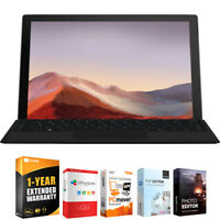 "Microsoft Surface Pro 7 12.3"" Intel i5-1035G4 8GB/128GB Type Cover Pro Bundle"