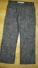 Linen Mid Rise Tailored Trousers NEXT for Women