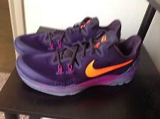 Nike Zoom Kobe Venomenon 5 Purple/Orange 749884 585 Men's Size 13