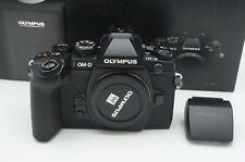 Olympus E-M1 Body black